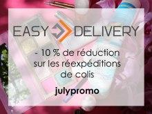 Code de réduction : Easy Delivery