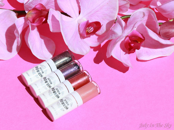 blog beauté Etude House Mirror Holic test avis kbeauty swatch