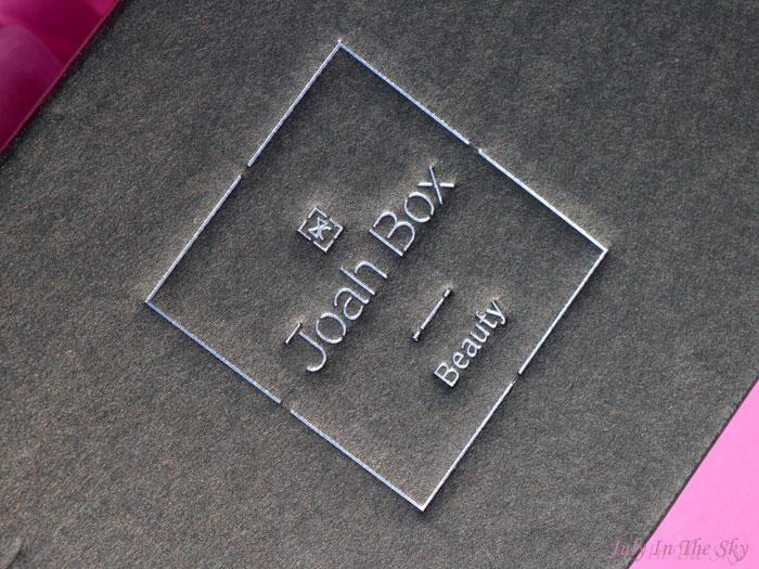 blog beauté kbeauty Joah Box avril avis test