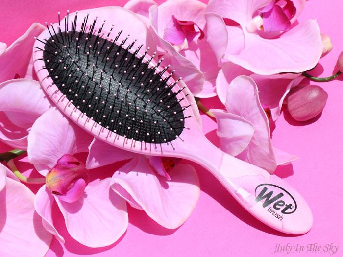 La Wet Brush detrônera-t-elle ma Tangle Teezer ? (+Concours)