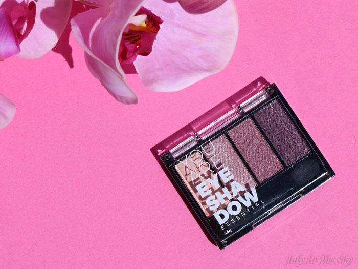 blog beauté You Are Cosmetics avis test cruelty-free maquillage vegan palette d'ombres à paupières essentiel Cendre de Rose
