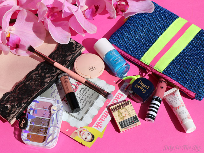 blog beauté Glam Bag Ipsy janvier février avis