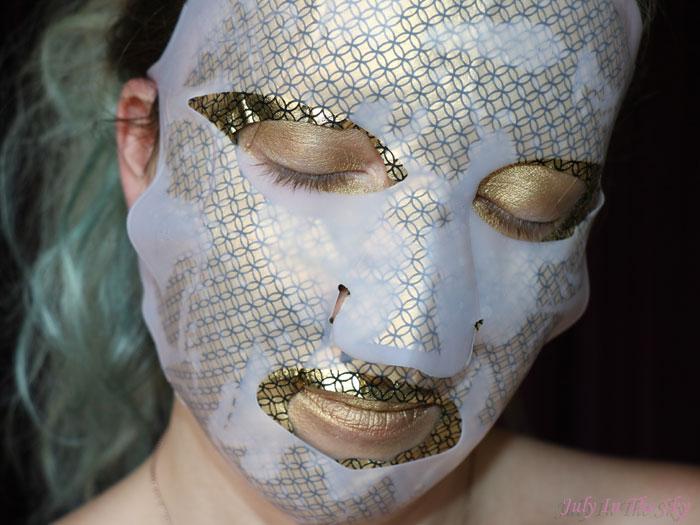 blog beauté kbeauty avis No:hj Ma Petite Corée sheet mask