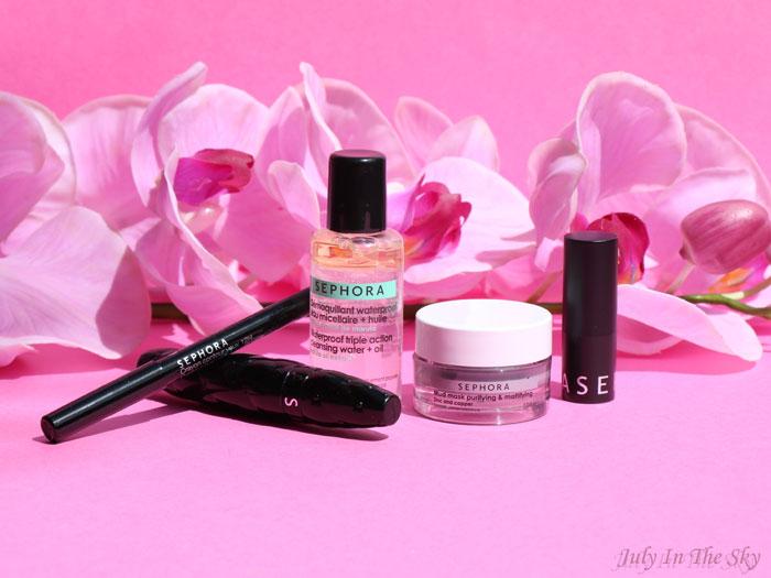blog beauté avis test Sephora Collection