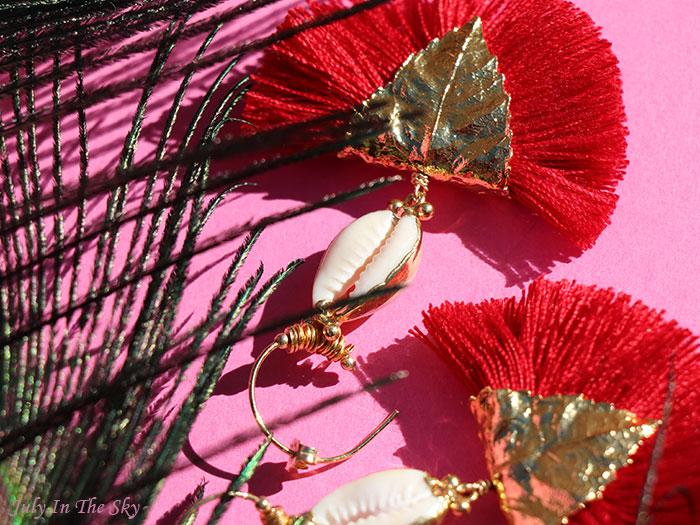 blog beauté bijou boucles d'oreilles Havane Elise Tsikis
