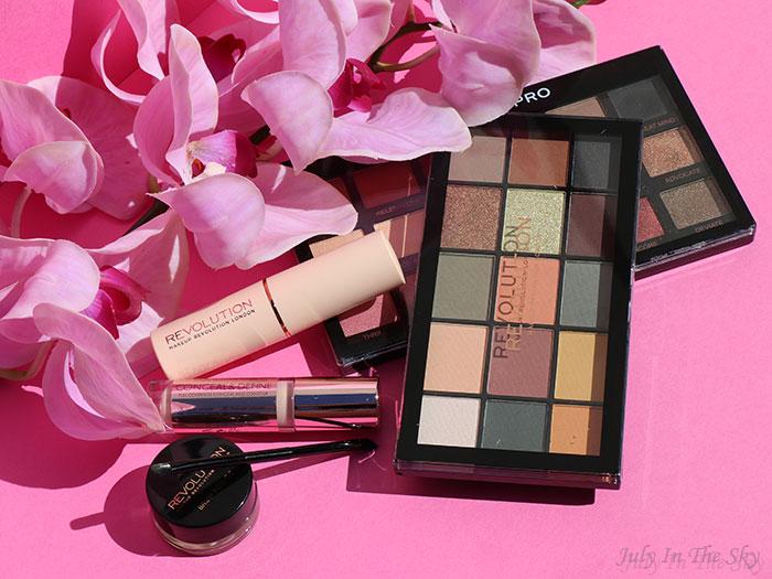 blog beauté Makeup Revolution avis test dupe