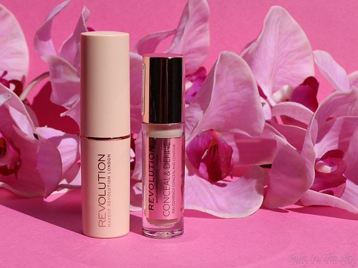 blog beauté Makeup Revolution Fast Base Foundation Conceal and Define