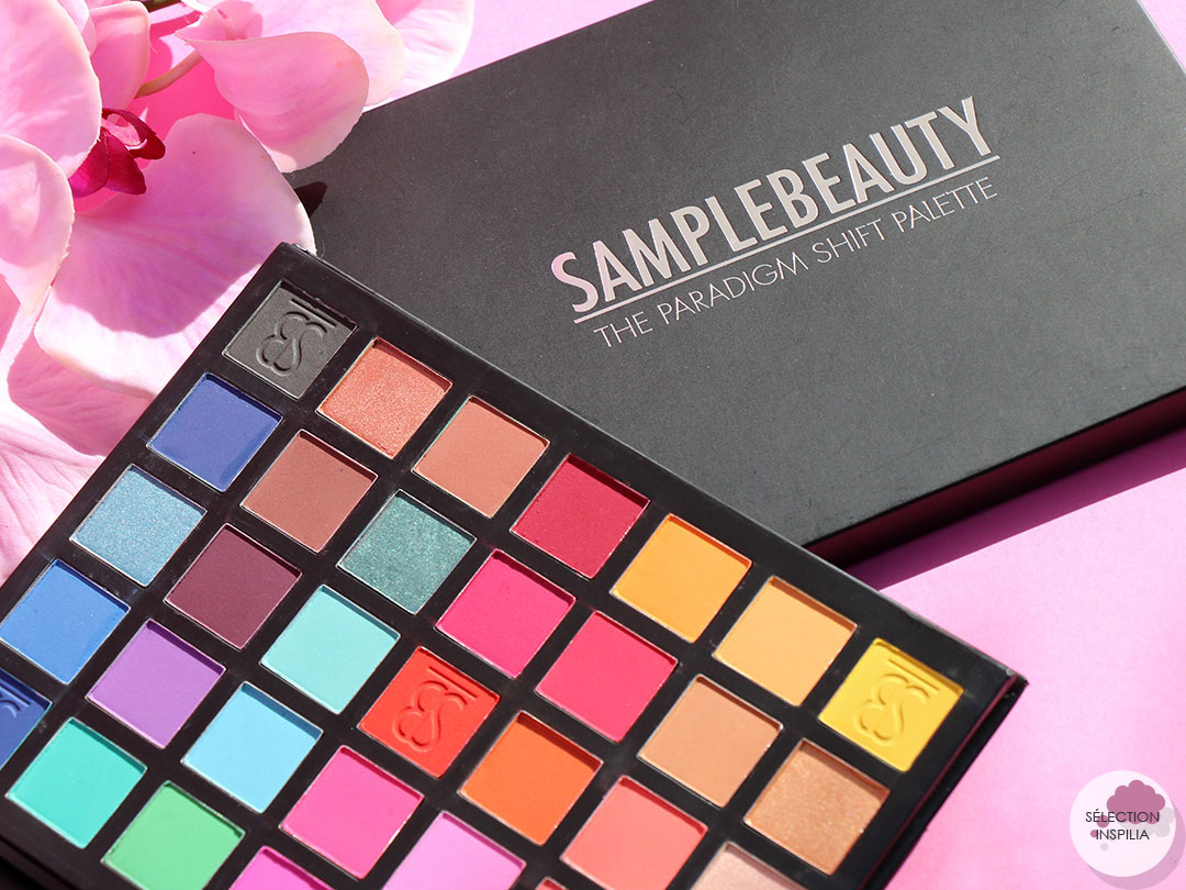The Paradigm Shift Palette [VOLUME II] de Sample Beauty