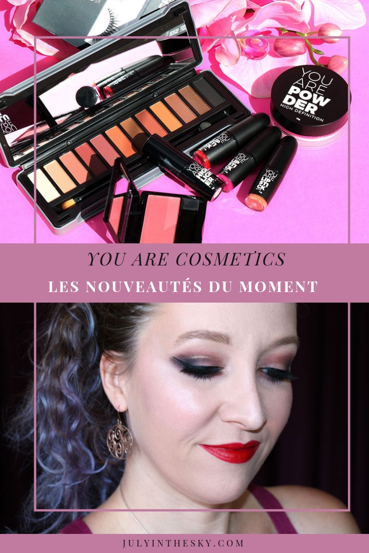 blog beauté You Are Cosmetics