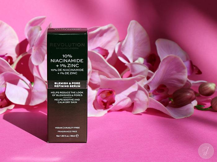 blog beauté Revolution Skincare Blemish & Pore Refining Serum