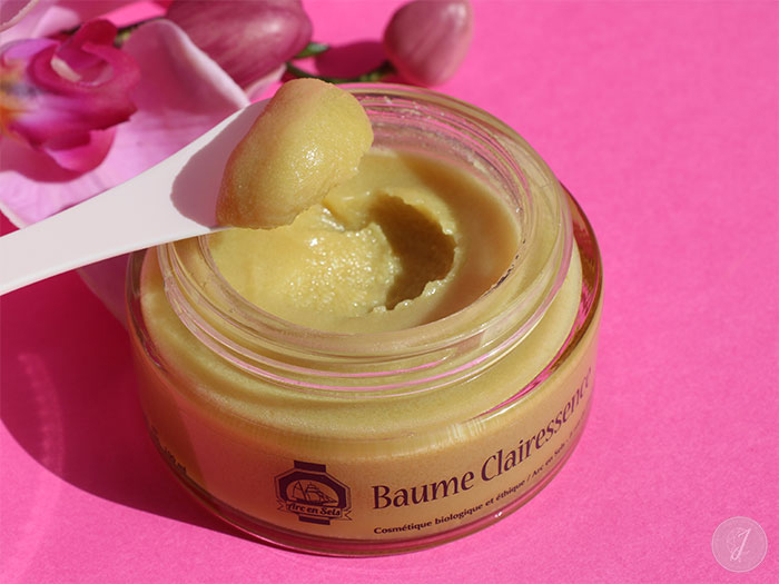 blog beauté bio Baume Clairessence Arc En Sels La Vie Naturelle