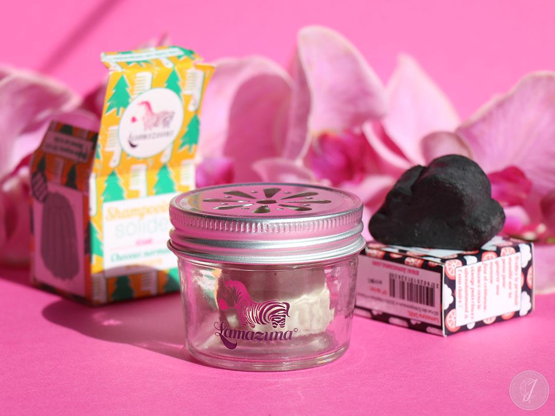 Réduire ses déchets : le nettoyant visage vegan solide Lamazuna