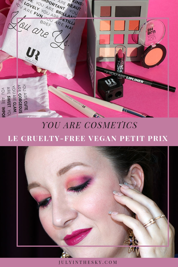 blog beauté You Are Cosmetics avis cruelty-free