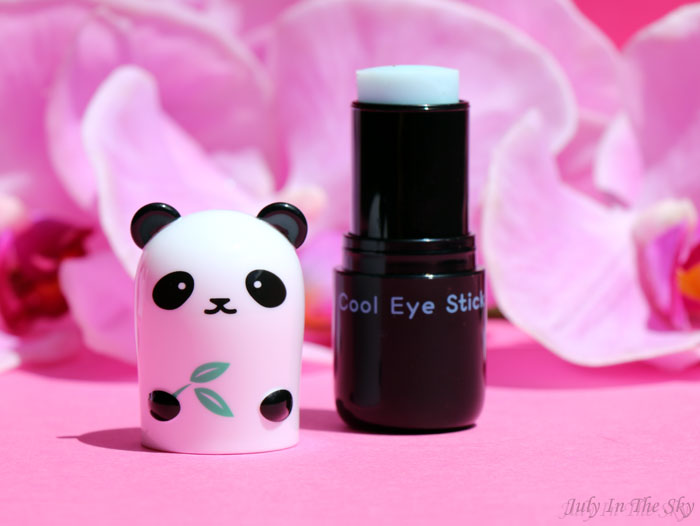 July In The Sky : blog beauté cool eye stick panda dream tonymoly