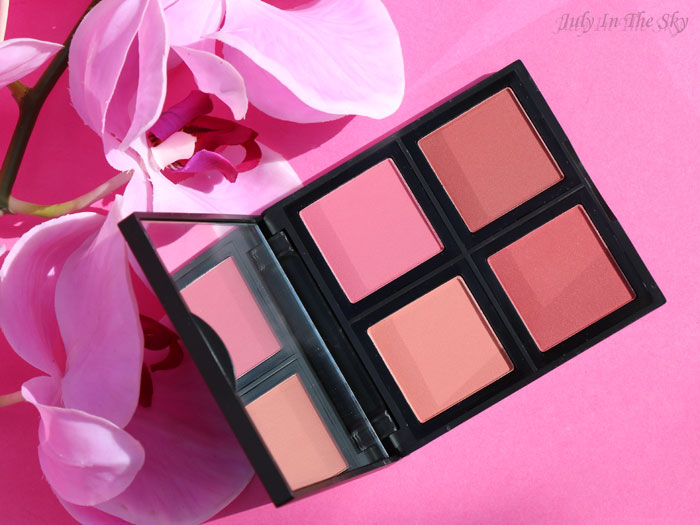 blog beauté elf eyes lips face avis palette blush studio dark