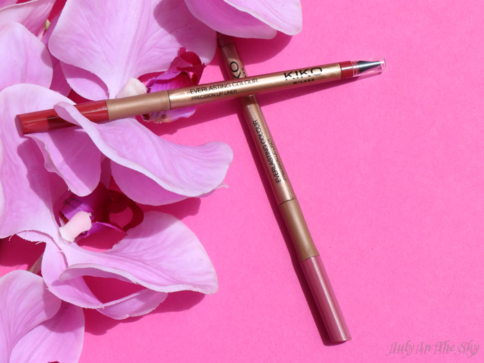 blog beauté everlasting colour precision lip liner kiko