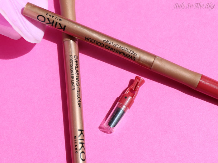 blog beauté everlasting colour precision lip liner kiko