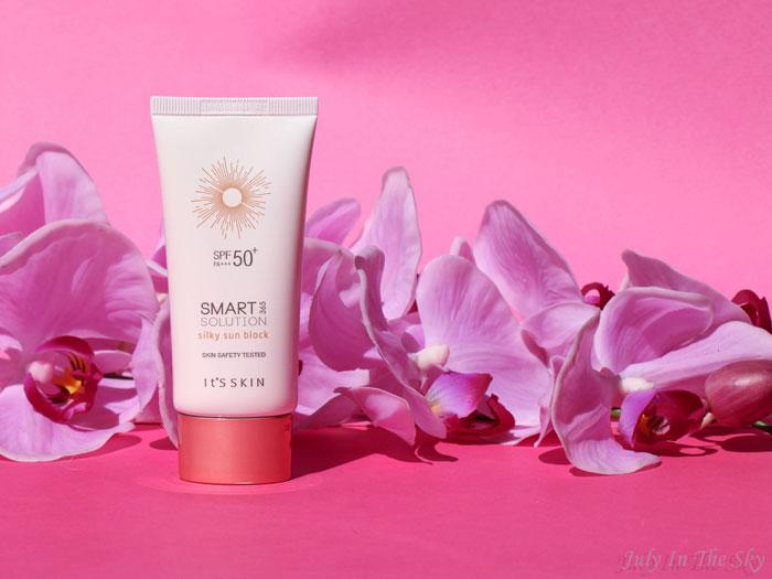 La crème solaire Smart Solution 365 Silky Sun Block d'It's Skin : parfaite