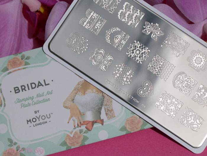 blog beauté nail art moyou london stamping your magic workshop plaque bridal