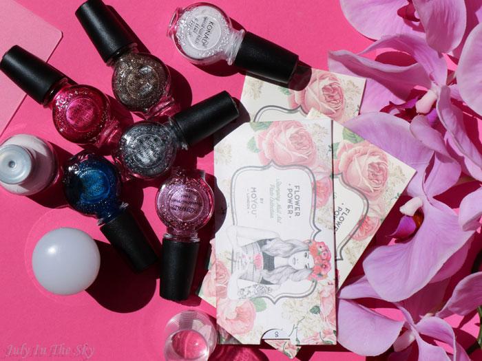 blog beauté haul nail art boutique