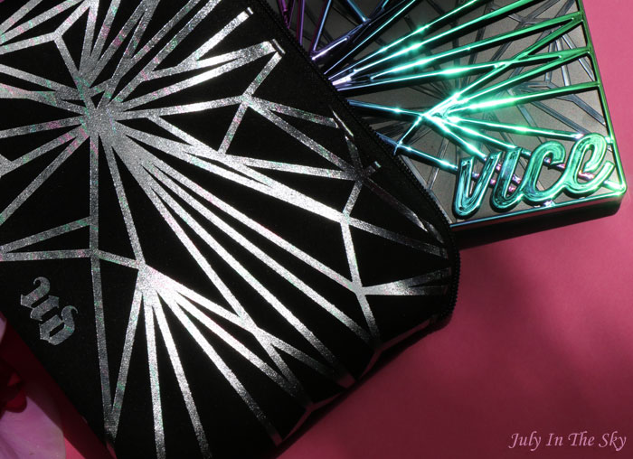 July In The Sky : blog beauté palette vice 4 urban decay avis swatch