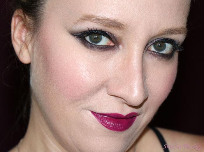 blog beauté pure color envy rouge fluide estée lauder swatch