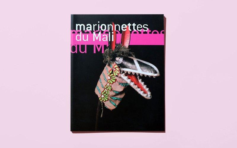 Catalogue d'exposition Marionnettes du Mali - Print - 2007