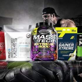 Weight/Mass Gainers