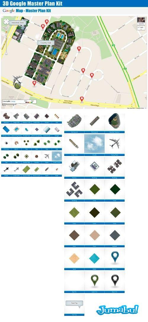 3d-mapa-google-elementos