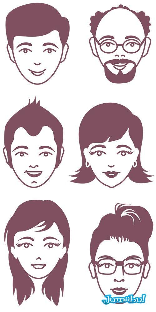 caras-vectores-perfil-usuario