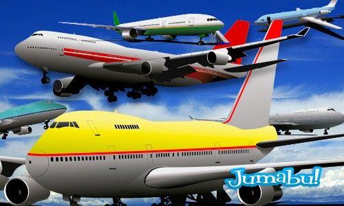 aviones-vectoriales