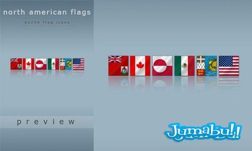 banderas-norteamericanas
