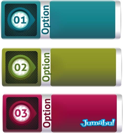 banners-colores-vectorizados