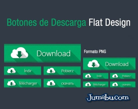 botones-png-flat-design