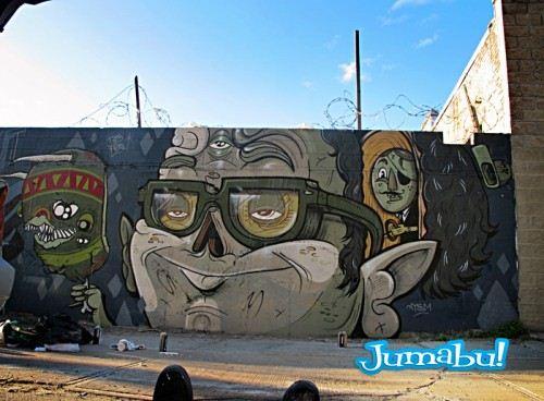 close up 500x368 - Excelente Blog de Grafitis
