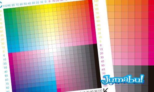 degrade gama cromatica - Escalas de Degradado