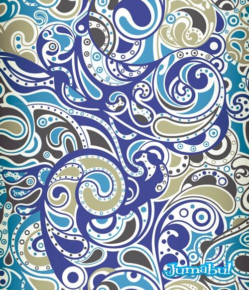 ornamental-background-vectorizado