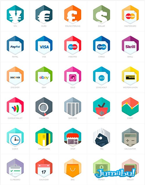 iconos-planos-ecommerce-tarjetas-credito
