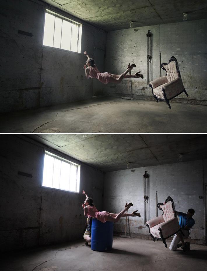 levitacion10 - Efectos de Levitación en Photoshop