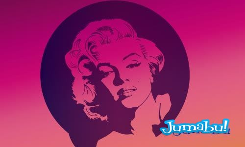 marilyn vector monroe - Marilyn Monroe Vectorizada