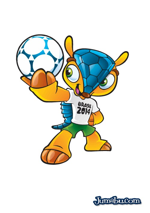 mascota-brasil-2014-vectores