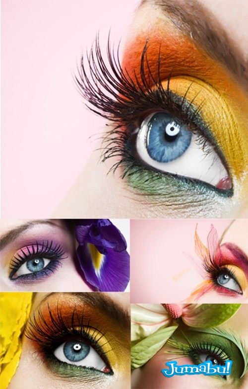 ojos-pintados-colores