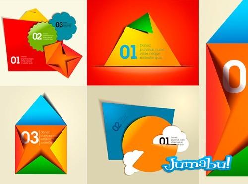 origami-vectores-sobres-papel