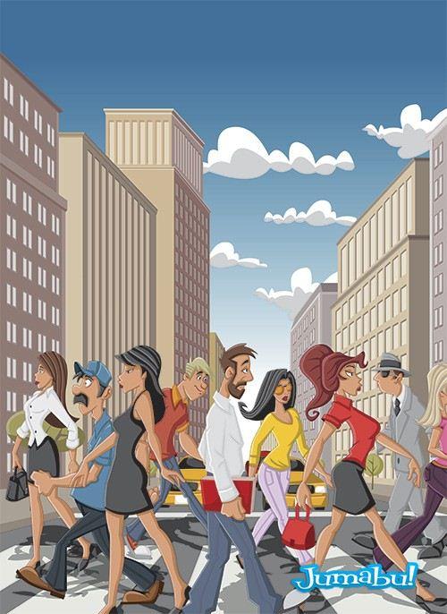personas-senda-peatonal