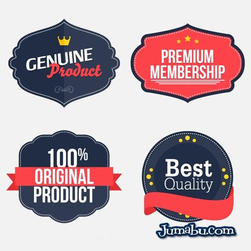 precios-promociones-etiquetas-vectoriales