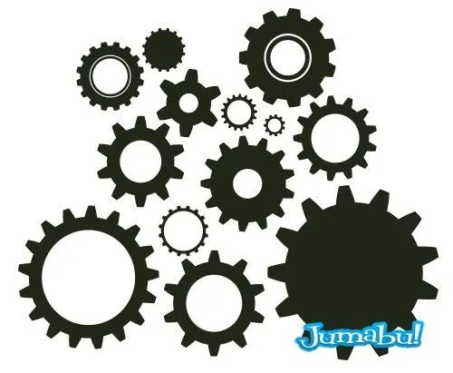 ruedas-tuercas-ruleman-vector,-editar
