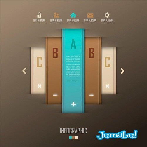 estadisticas-vectores-infografias-alfabeto