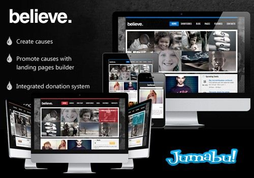 theme-wordpress-believe