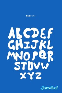 tipografia-bold-deformada-gratuita