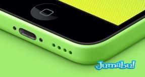 002-iphone-5C-mobile-celular-multicolors-isometric-view-3d-mock-up-psd